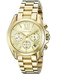 e0261881c540 Michael Kors Mini Bradshaw Analog Gold Dial Women s Watch - MK5798