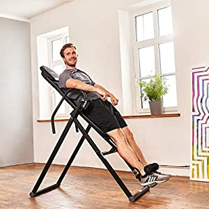 SportPlus Inversion Table – Max Load 135 Kg
