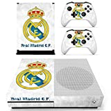Hytech Plus Real Madrid CF Theme Sticker for Xbox One S Console & 2 Controllers
