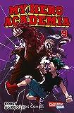 My Hero Academia 9: Die erste Auflage immer mit Glow-in-the-Dark-Effekt auf dem Cover! Yeah! - Kohei Horikoshi