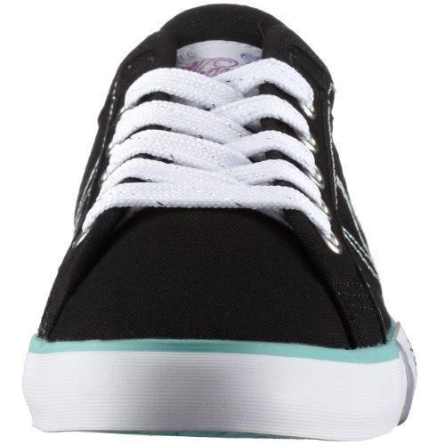 Wrangler Affliction 4 W101021, Damen Sneaker Schwarz (Black62)