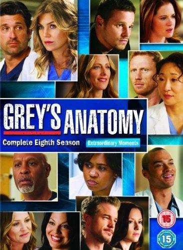 Grey's Anatomy - Series 8 - Complete