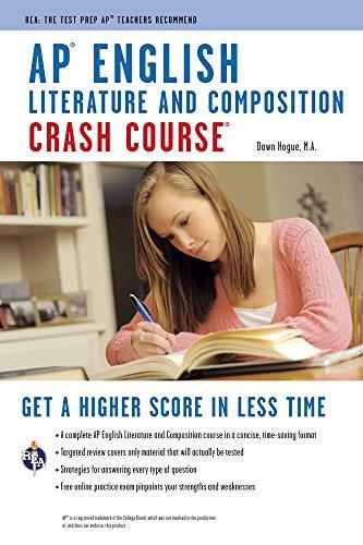 AP English Literature and Composition Crash Course (Ap Crash Course (Rea))