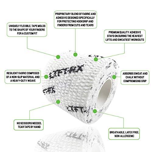 Zoom IMG-1 lyft rx weightlifting hook grip