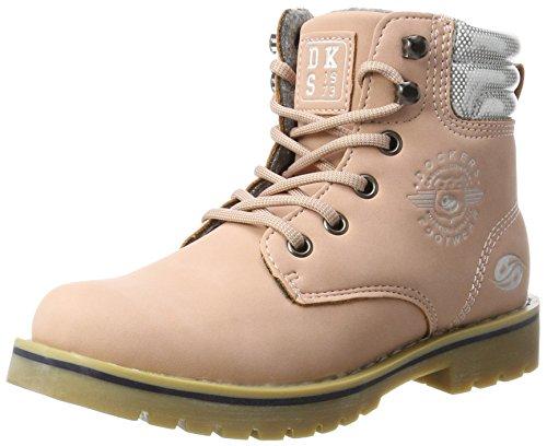 Dockers by Gerli Unisex-Kinder 41EN702-630760 Cowboystiefel, Pink (Rosa), 33 EU