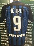 "Maglia Gara Home ""Icardi 9"" Autografata F.C. Inter 2017/2018"