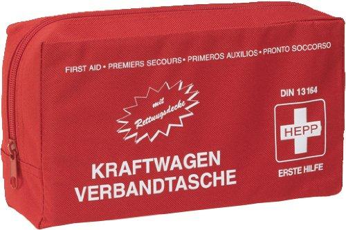 Preisvergleich Produktbild KFZ-Verbandtasche KFZ-VERBANDTASCHE DIN 13164 25850
