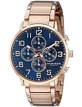 Akribos XXIV Herren-Armbanduhr A