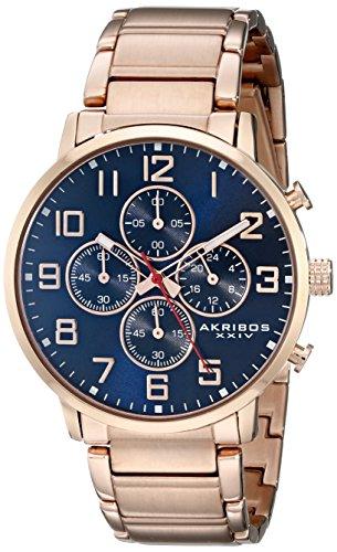 51j0OtiZfPL - AK810RGBU Akribos XXIV Mens watch