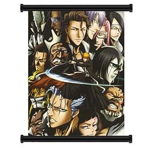 "Bleach Anime Aizen and Espadas Fabric Wall Scroll Poster (32"" x 42"") Inches"