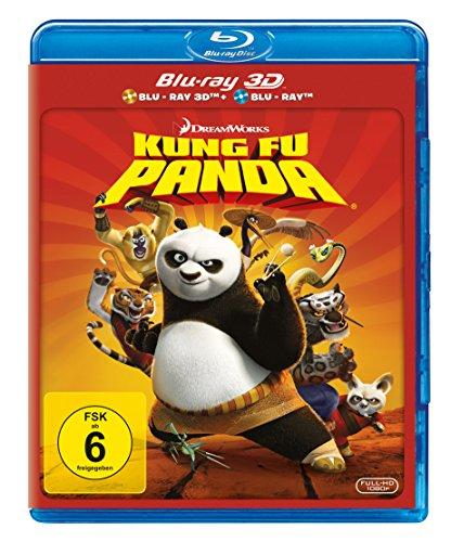 Kung Fu Panda  (+ Blu-ray 2D)