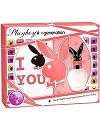 Playboy - T-shirt - Generation pour femmes 30 ml + T-shirt - Femme
