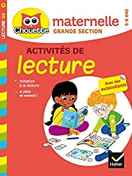 Lecture Grande Section (5/6 ans)