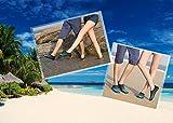 UPhitnis Wasserschuhe Badeschuhe für Herren Damen Kinder - Aquaschuhe Schwimmschuhe Strandschuhe mit Schnell Trocknend Breathable Rutschfeste Vergleich