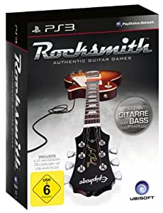 Rocksmith (Inkl. Kabel) - [PlayStation 3]