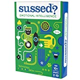 SUSSED Emotional Intelligence (Hilarious Family Friendly Conversation Card Game)