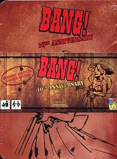 BANG! 10th Anniversary - Edizione speciale decennale (B00AFSSMF2) | Amazon price tracker / tracking, Amazon price history charts, Amazon price watches, Amazon price drop alerts