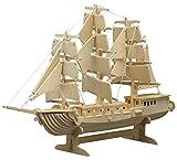 Peter Bausch 869Kit de modelage de voilier en bois 80pièces...