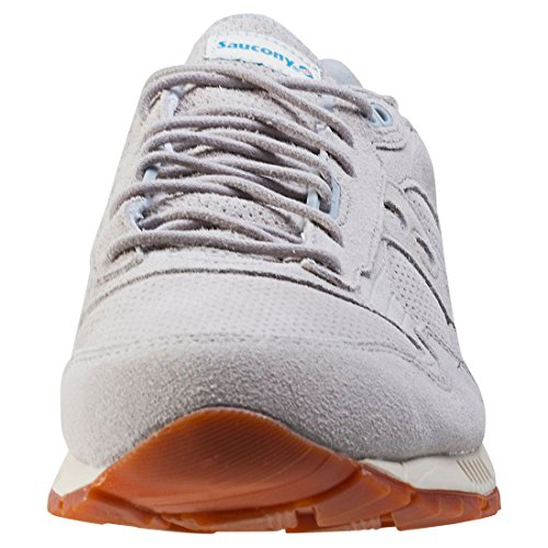 Saucony Herren Grau Shadow 5000 Sneakers Grau