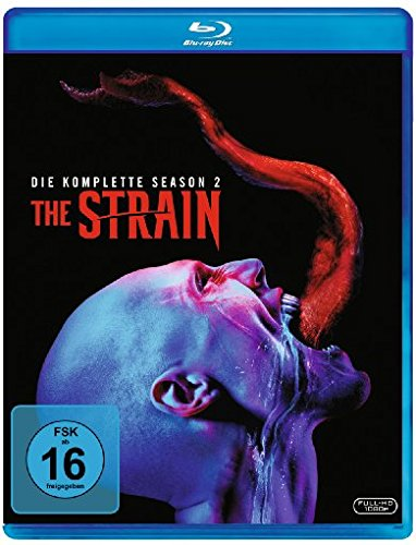 The Strain - Season 2 [Blu-ray]