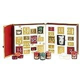 Yankee Candle Adventskalender Kerzen Votiv mit Duft Advent Calendar Book Limidet Edition