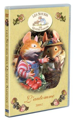 Les souris des quatre saisons. Volume 3, L'automne / Jill Barklem, aut. adapté |