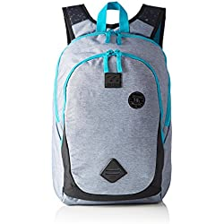BILLABONG Trace Pack – Mochila, Stealth, 30 x 16 x 45 cm, 17 litros, color gris