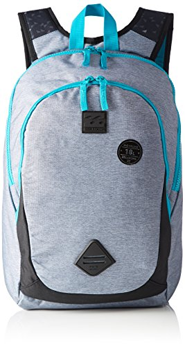 Billabong g.s.m. Europe Trace Pack – Mochila, Stealth, 30 x 16 x 45 cm, 17 litros, color gris