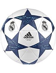 adidas FINALE16RM CAP - Ballon de football pour Homme, Blanc