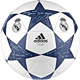 adidas Real Madrid Finale 16 Fußball, White/Super Purple/Raw Purple, 5