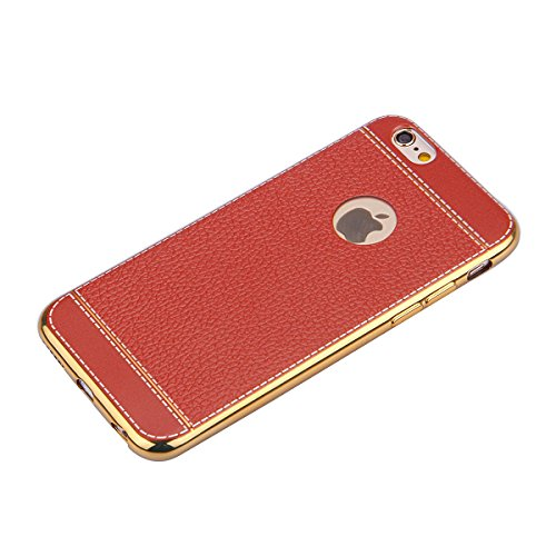 Custodia Cover iPhone 6 Plus Pell