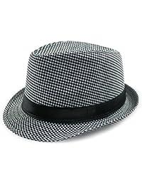 hombres y mujeres miles de sombrero de aves/sombrero de ocio al aire libre/pequeño Jazz sombrero