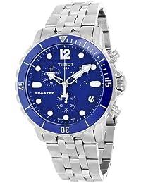 Tissot Herren-Armbanduhr Chronograph Quarz Edelstahl T066.417.11.047.00