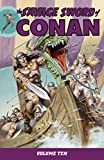Image de The Savage Sword of Conan Volume 10