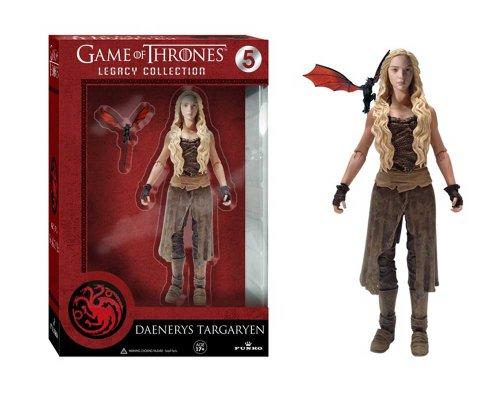 Funko 3907 - Figura de acción Daenerys Targaryen, Juego De Tronos - F