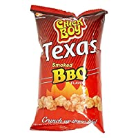 Chick Boy Texas Smoked BBQ Flavor - 100 gm