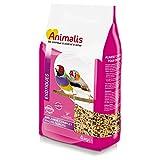 Animalis - Mélange de Graines pour Oiseaux Exotique - 4Kg