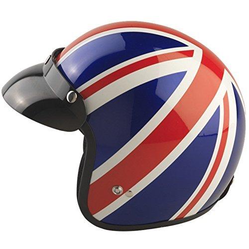 Viper-RS04-casco-aperto-di-scossa-del-motociclo-della-motocicletta-aperta-del-fronte