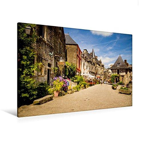 premium-textil-leinwand-120-cm-x-80-cm-quer-rochefort-en-terre-wandbild-bild-auf-keilrahmen-fertigbi
