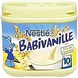Nestlé babivanille poudre 400g dès 10 mois - ( Prix Unitaire ) - Envoi Rapide Et Soignée