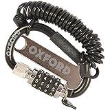 Moto Oxford Couvercle Lock–Casque Lock UK