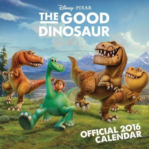 The Official Good Dinosaur 2016 Square C...
