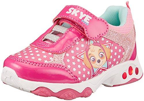 Leomil Fashion Girls Kids Athletic Sport, Chaussures de Gymnastique Fille