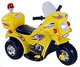 Kindermotorrad Elektromotorrad Kinder Elektro Motorrad Kinderfahrzeug NEU (Gelb)