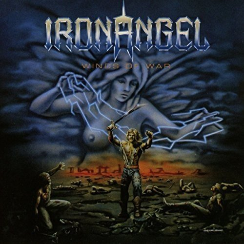 Iron Angel: Winds of War (Audio CD)