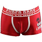 Super Body Knitted Underwear For Men XL