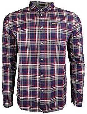 Superdry Raw Oxford Ls Washbasket