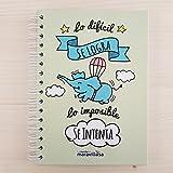 La Mente es Maravillosa - Cuaderno A5