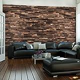 decomonkey | Fototapete 3d Steinwand 300x210 cm XXL | Design Tapete | Fototapeten | Tapeten | Wandtapete | moderne Wanddeko | Wand Dekoration Schlafzimmer Wohnzimmer | FOB0007a62XL