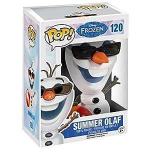 Funko Pop Olaf veraniego (Frozen 120) Funko Pop Frozen